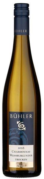 Chardonnay & Weißburgunder trocken Bühler 2020