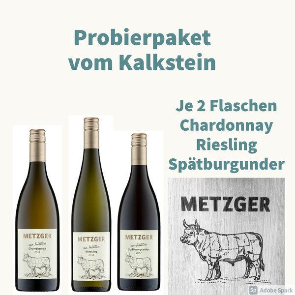 Probierpaket vom Kalkstein Uli Metzger