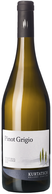 Pinot Grigio Selection DOC Alto Adige - Kellerei Kurtatsch  2020