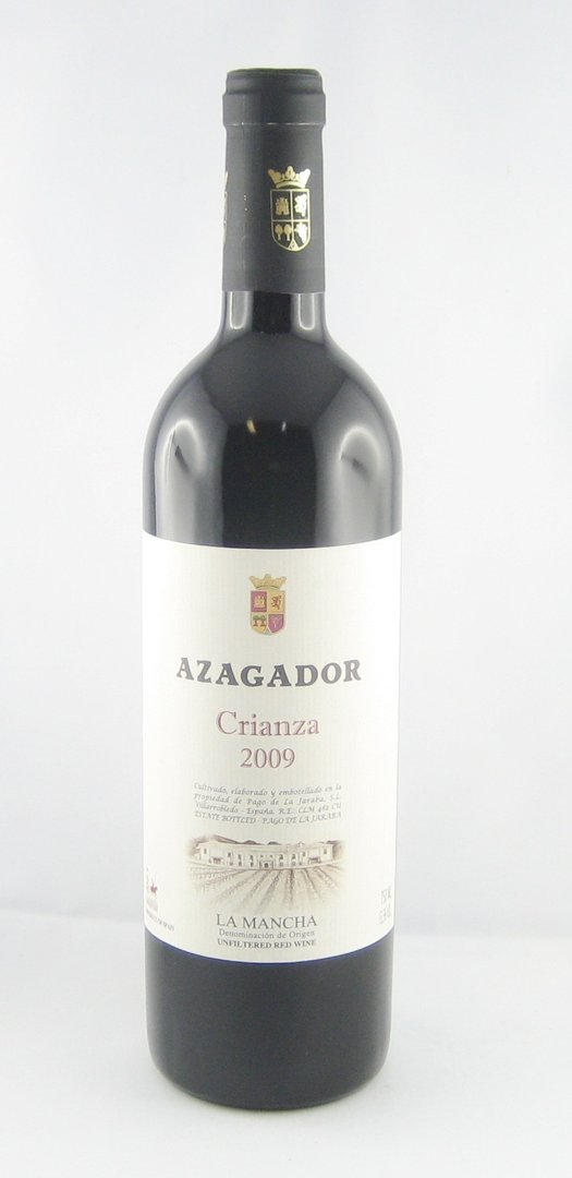 Azagador DO Crianza La Mancha 2016