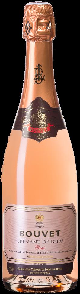 Bouvet Cremant de Loire Brut Excellence Rosé