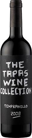 Tapas Wine Collection Tempranillo DO Jumilla 2018