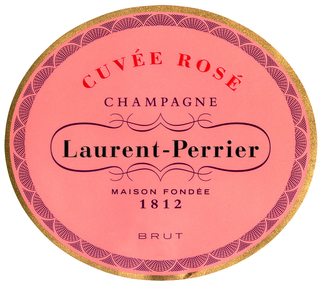 Champagne Laurent Perrier Cuvée Rosé Brut in Geschenkpackung