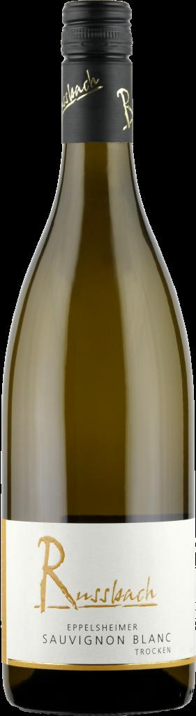Sauvignon blanc trocken Eppelsheimer , Weingut Russbach, Rheinhessen 2020