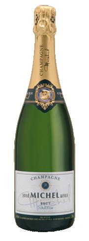 Champagne José Michel brut Tradition