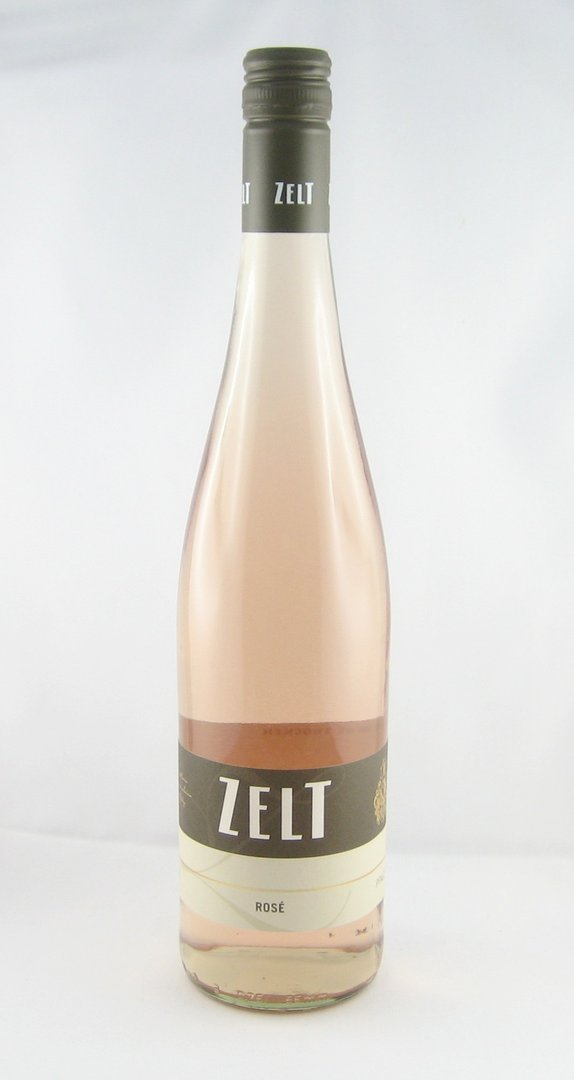 Cuvée Rosé trocken, Weingut Mario Zelt 2020