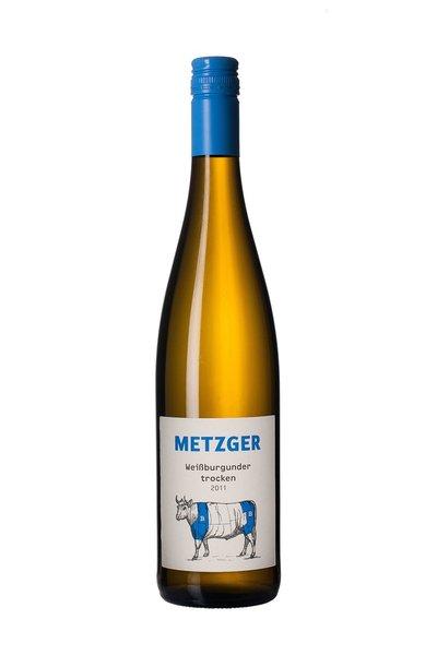"""Weißburgunder trocken """"Pastorenstück"""" Weingut Metzger, Grünstadt 2020"""