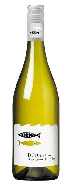 Duo des Mers – Sauvignon Viognier - Vin de France Producteurs Réunis Cébazan 2020