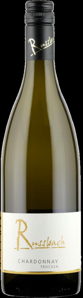 Chardonnay trocken Eppelsheimer , Weingut Russbach, Rheinhessen 2020