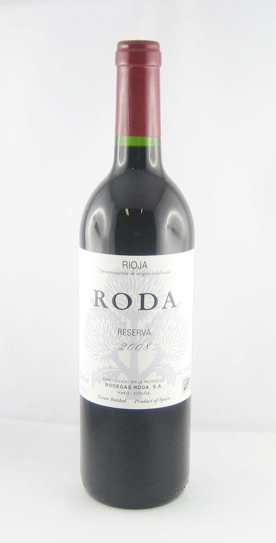 Rioja Reserva DOC Roda 2011